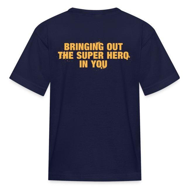 Kids MMA Bright Shirt