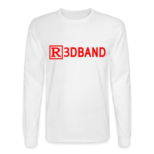 Classic Logo Long Sleeve Tshirt - Men's Long Sleeve T-Shirt