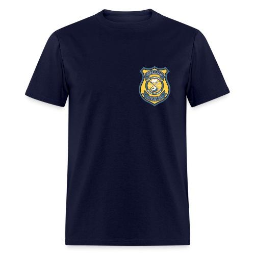 Men's Grammar Police - Men's T-Shirt