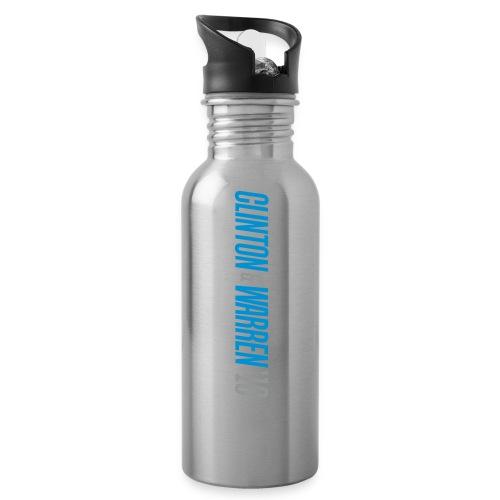 Hillary Clinton & Elizabeth Warren 2016 Water Bottle - Water Bottle