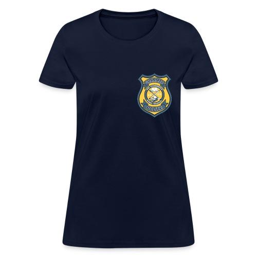 Women's Grammar Police - Women's T-Shirt