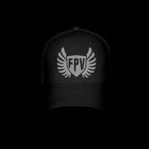FPV Wings Black Hat - Baseball Cap
