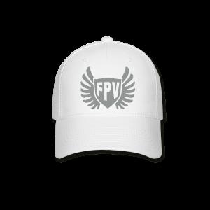 FPV Wings White Hat - Baseball Cap