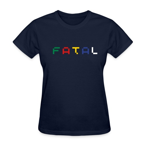 OES FATAL Digital  - Women's T-Shirt