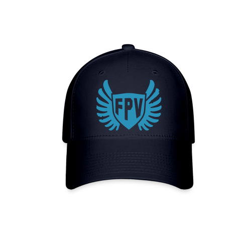FPV Wings Blue Hat - Baseball Cap