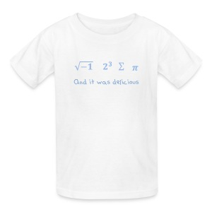 Baby Mathematician - Kids' T-Shirt