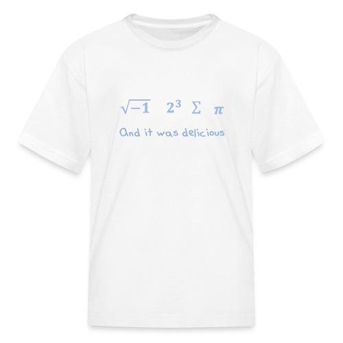 Baby Mathematician - Kids' T-Shirt
