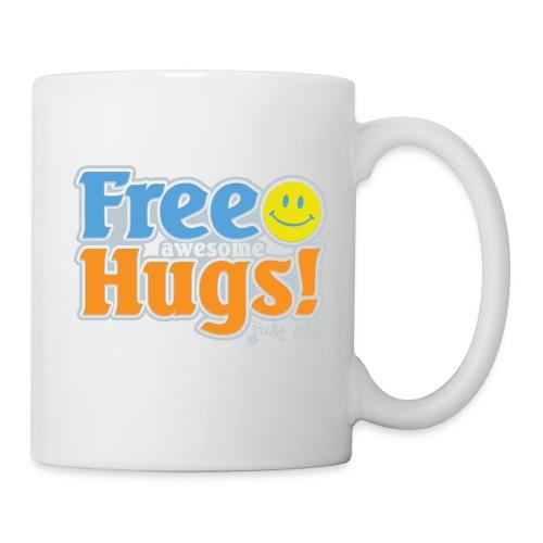 Free Awesome Hugs! - Coffee/Tea Mug