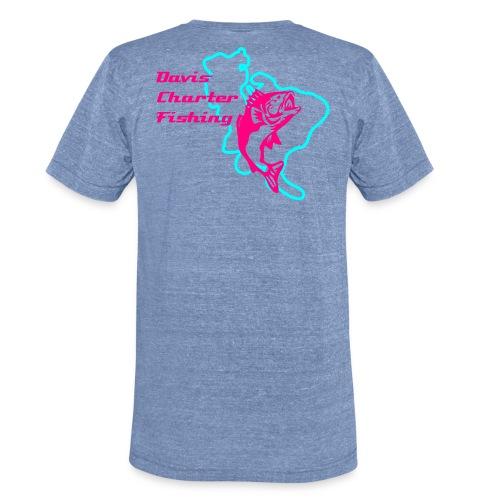 80's Style Surf T - Unisex Tri-Blend T-Shirt