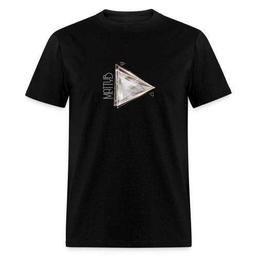 Unisex MattyB Play Button - Men's T-Shirt