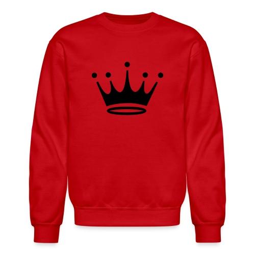 Crown/ Like a boss  - Crewneck Sweatshirt