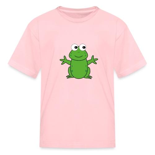 Baby Frog (Girls T-Shirt) - Kids' T-Shirt