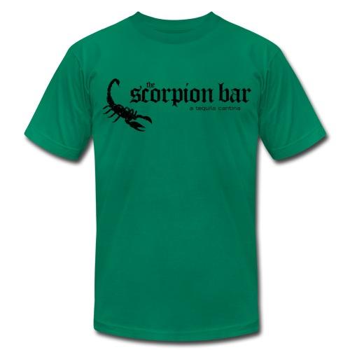 Scorpion Men's T-Shirt  - Men's Fine Jersey T-Shirt