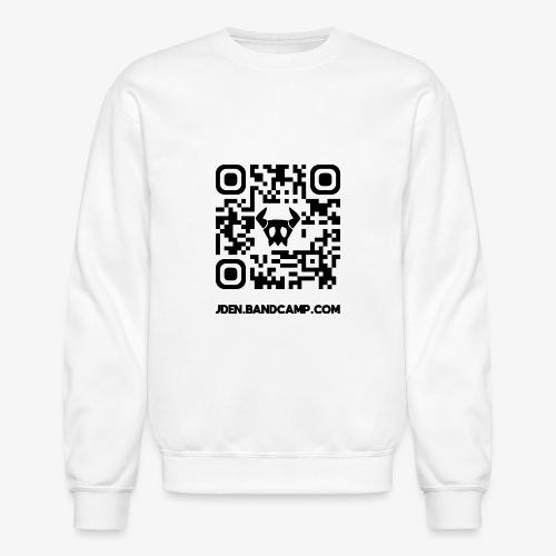 J.DEN QR Code - Crewneck Sweatshirt