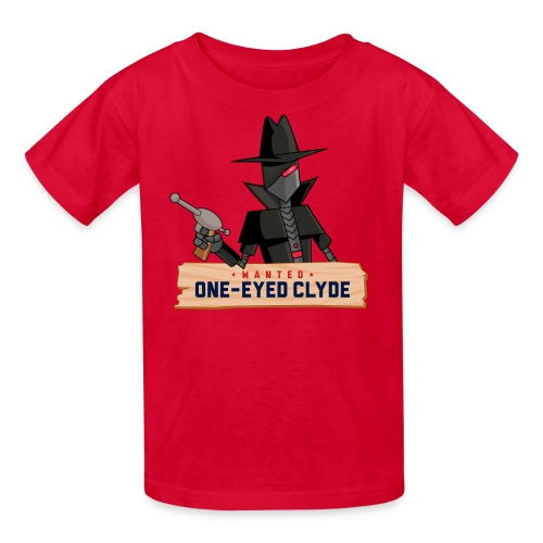 SPECIAL ITEM! One-eyed Clyde Kid's T-Shirt - Kids' T-Shirt