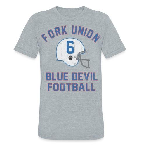 EDDIE GEORGE THROWBACK - F.U.M.A. - Unisex Tri-Blend T-Shirt