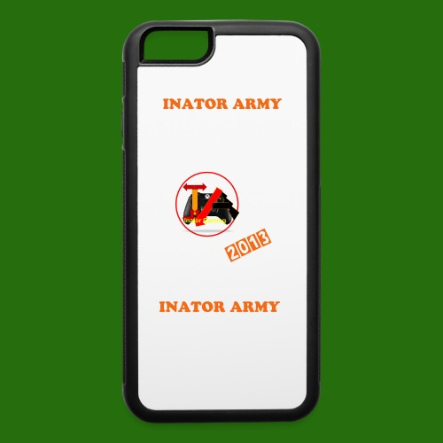 INATOR GAMING iPhone 6/6s Case - iPhone 6/6s Rubber Case