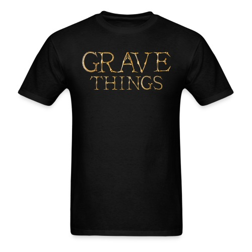 Grave Things T-shirt - Men's T-Shirt
