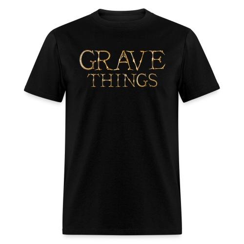 Grave Things T-shirt - Men's T-Shirt