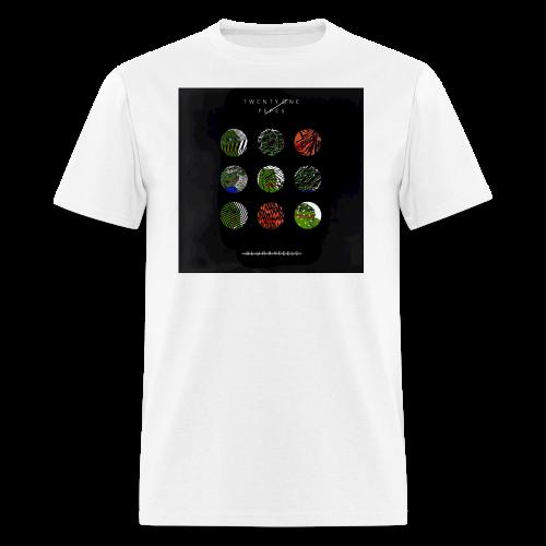 BlurryFeels Short Sleeve White - Men's T-Shirt