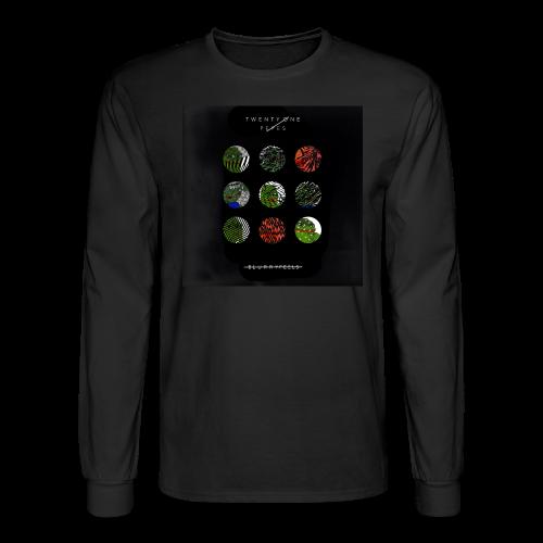BlurryFeels Long Sleeve Black - Men's Long Sleeve T-Shirt