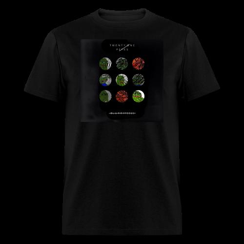BlurryFeels Short Sleeve Black - Men's T-Shirt