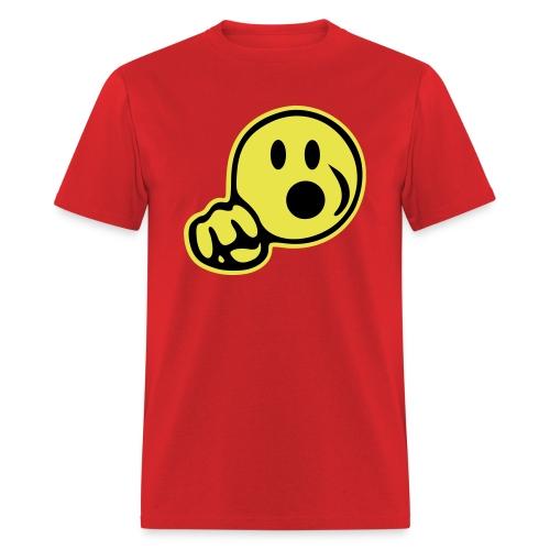 BJ hint shirt - Men's T-Shirt