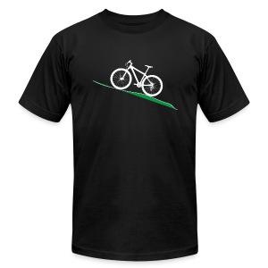 MTB Slant - Men's Fine Jersey T-Shirt