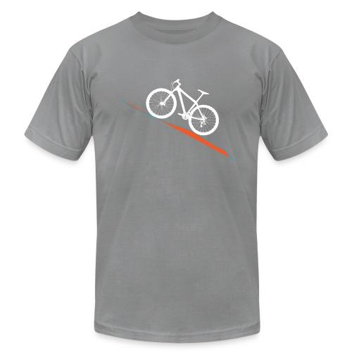 MTB Slant - Men's  Jersey T-Shirt