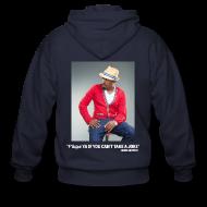 Zip Hoodies & Jackets ~ Men's Zip Hoodie ~ Eddie Griffin