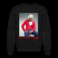 Long Sleeve Shirts ~ Crewneck Sweatshirt ~ Eddie Griffin