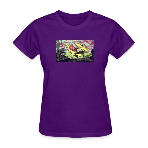Space Western - Women's T-Shirt
