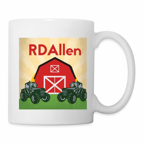 RDAllen Coffee Mug - Coffee/Tea Mug
