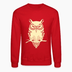 ovo owl Long Sleeve Shirts