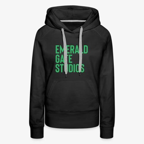 Emerald Gate Studios Hoodie - Women's Premium Hoodie