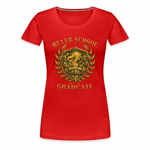 Women's Graduate T-shirt - Women's Premium T-Shirt