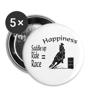 Happiness  button - Small Buttons