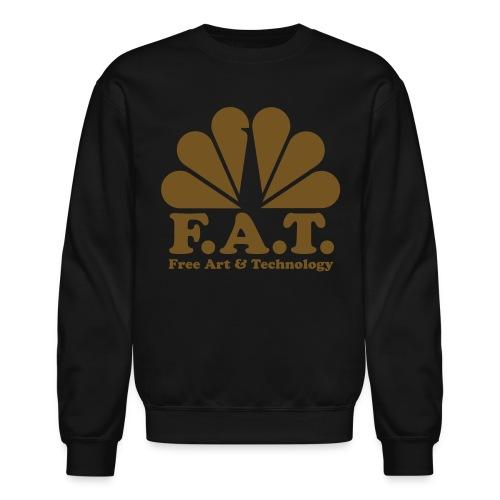 FAT Gold Crew Neck - Crewneck Sweatshirt