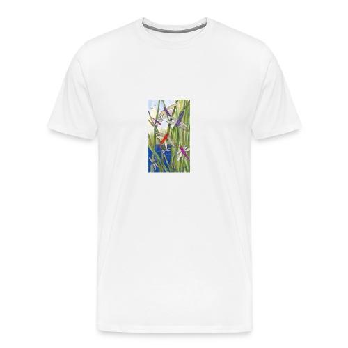 Dragonfly Summer Teeshirt  - Men's Premium T-Shirt