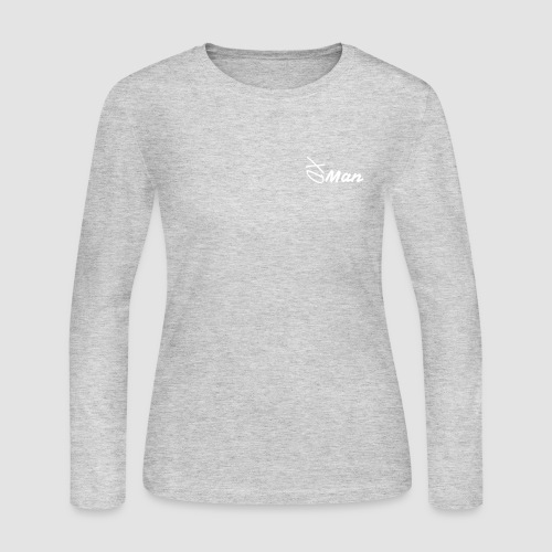 XDman (Signature) Womens Long Sleeve - Women's Long Sleeve Jersey T-Shirt