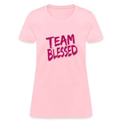 Team Blessed (Women) - Women's T-Shirt