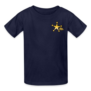 DEPUTIZED! Deputy Rifle T-shirt - Kids' T-Shirt