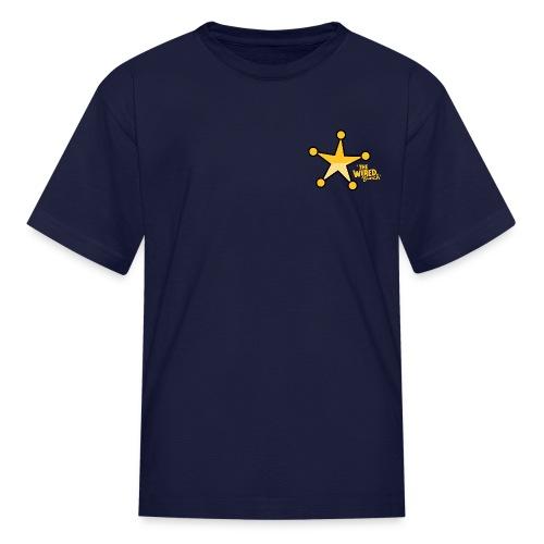 DEPUTIZED! Deputy Rifle T-shirt - Kids' T-Shirt