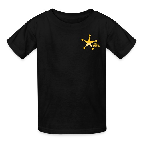 DEPUTIZED! Wanted Bandits T-shirt - Kids' T-Shirt
