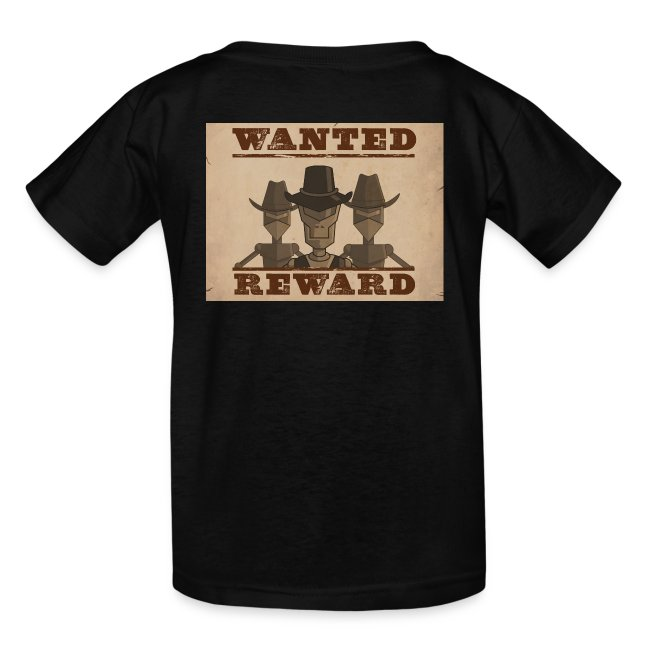 DEPUTIZED! Wanted Bandits T-shirt
