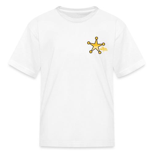 DEPUTIZED! Lasso Long T-shirt - Kids' T-Shirt