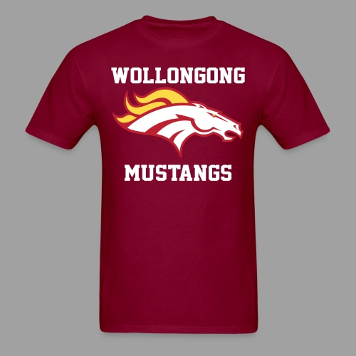 Mustang Mens Main Shirt - Men's T-Shirt