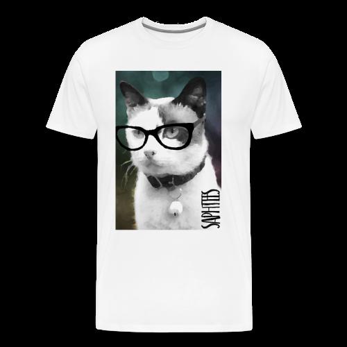 Cat Tee - Men's Premium T-Shirt