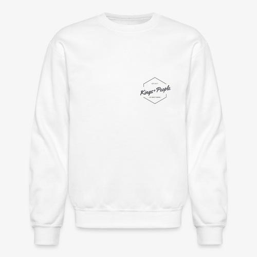 Kings people sweetshirt custom - Crewneck Sweatshirt