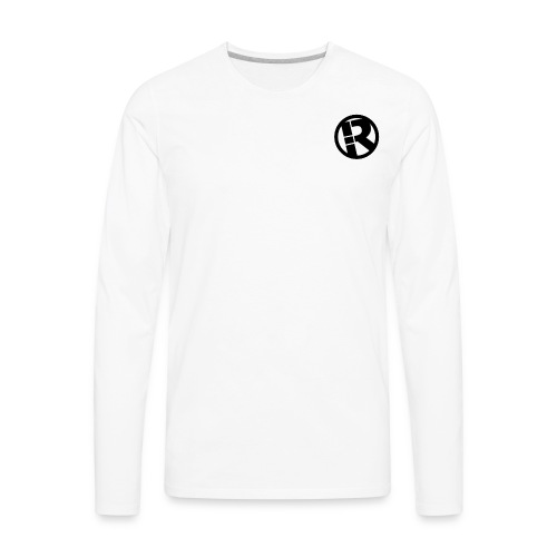 Men's Longsleeve Shirt - Men's Premium Long Sleeve T-Shirt